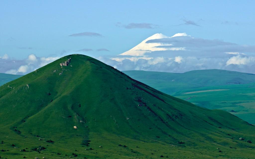 Гора Эльбрус, сакральный вход в Шамбалу, мистика, Гитлер